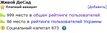 Статистика блога http://desad.livejournal.com на 09.04.2012