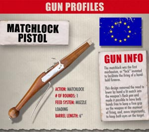 Эволюция оружия