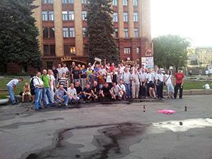 День Системного Администратора, Днепропетровск, Украина, 2012 год